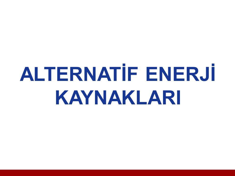 Günümüzde, endüstrinin en temel enerji tüketimi elektrik enerjisi olup, onu ısınma veya ısıtma amaçlı fosil yakıtlar (petrol, kömür, doğal gaz...) takip etmektedir.
