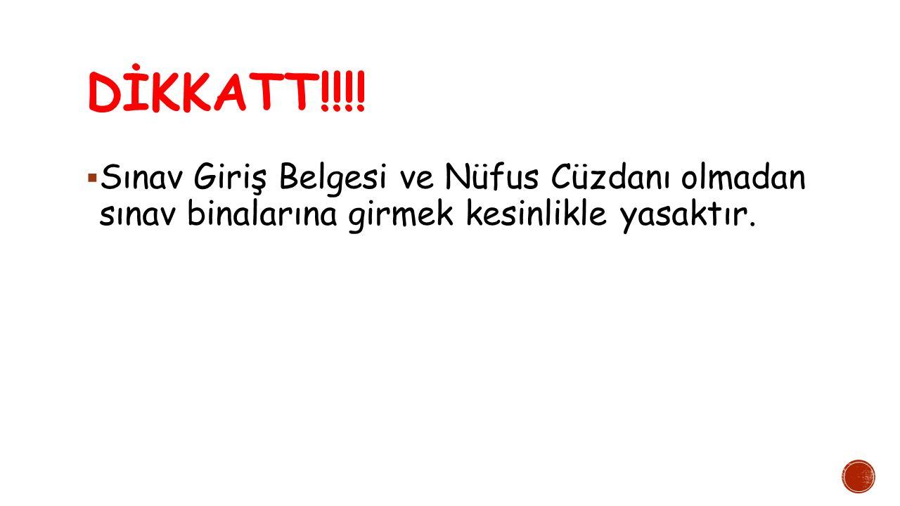 DİKKATT!!!.