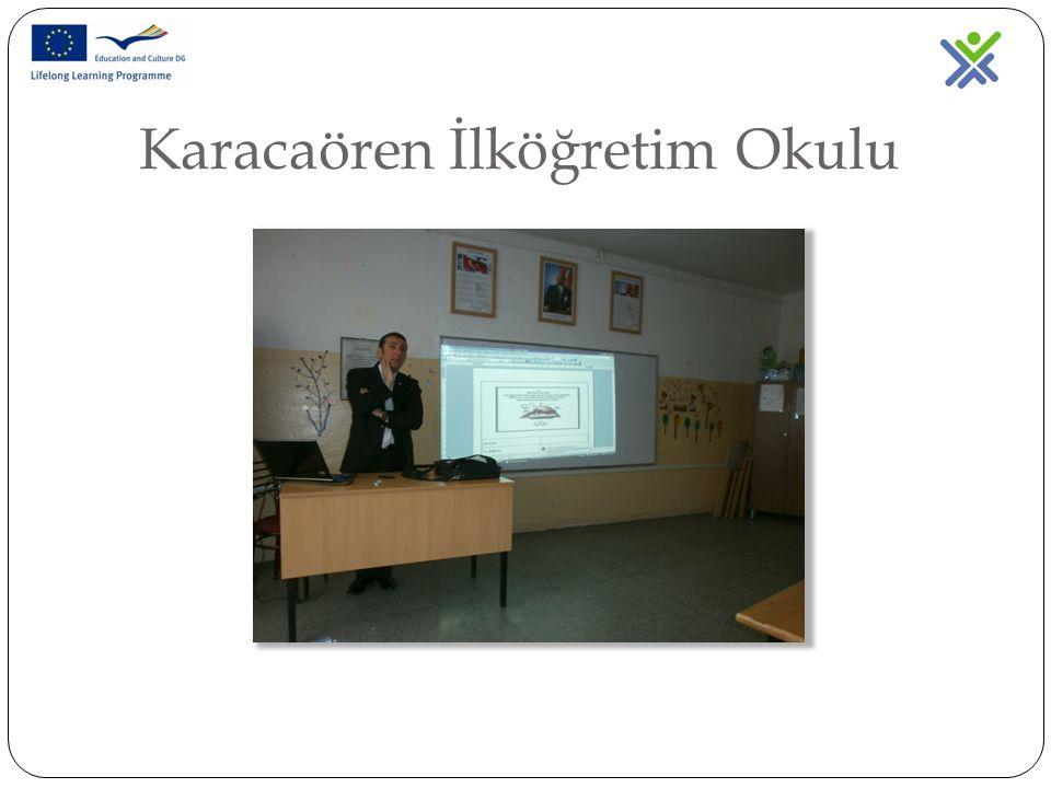 Karacaören İlköğretim Okulu