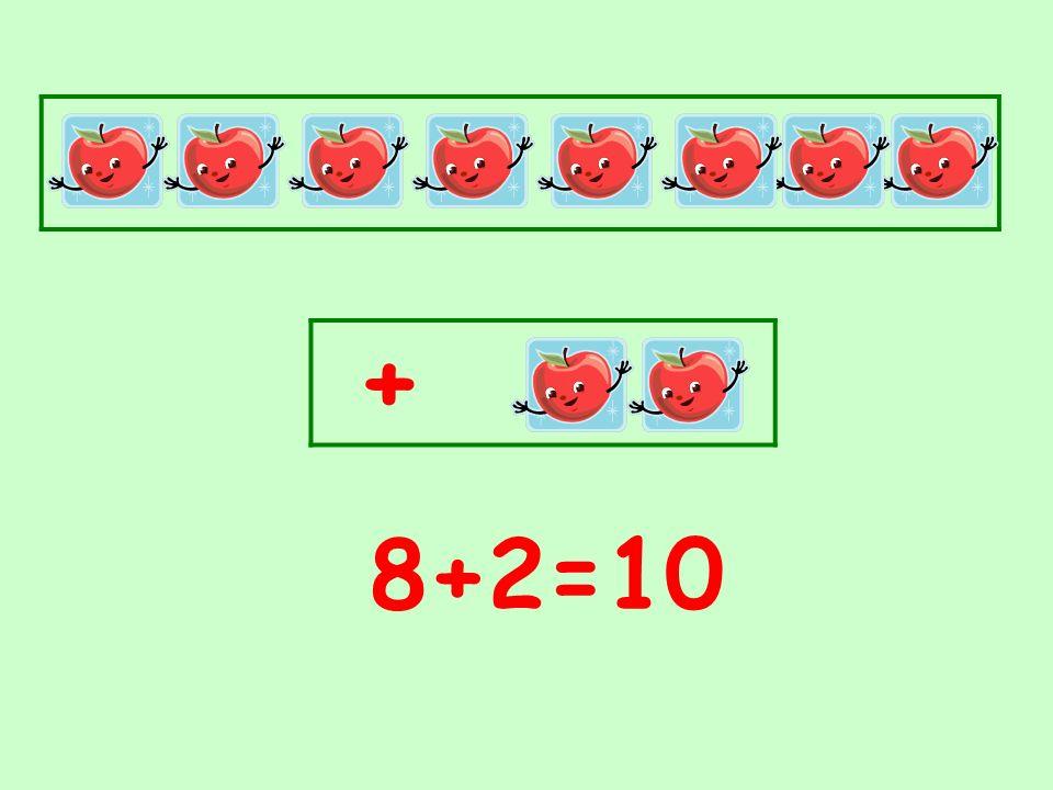 9+1=10 +