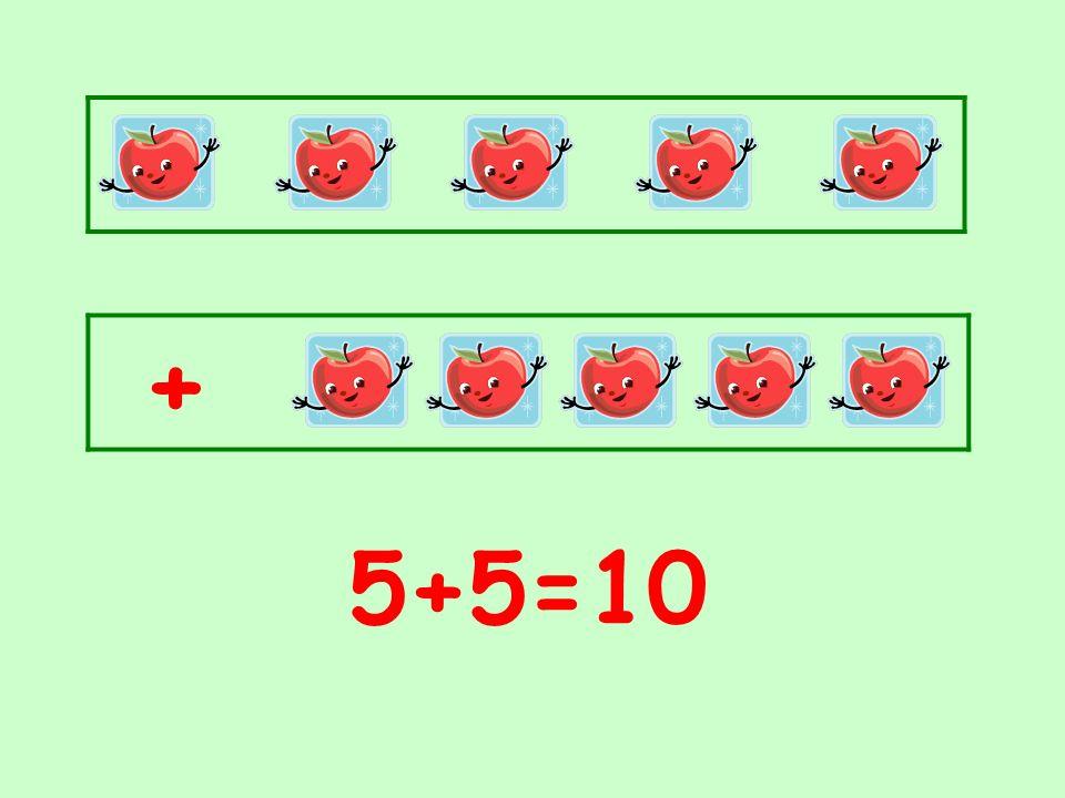 6+4=10 +