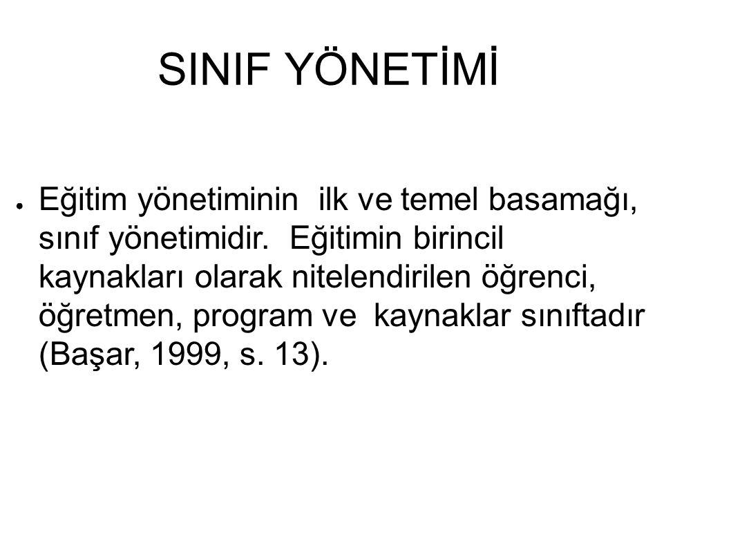 KAYNAKÇA ● TDK.(1998). Türkçe Sözlük (2. Cilt), Ankara: Türk Dil Kurumu Yayınları.