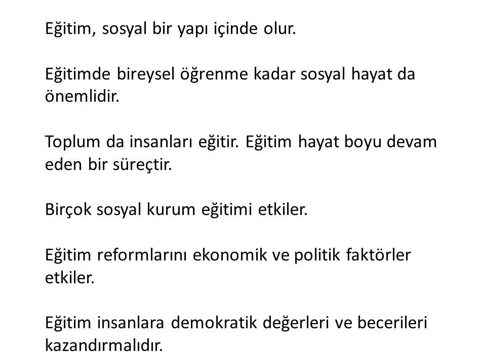 Türkiye'de Eğitim TÜİK in Nisan 2013 eğitim verilerine göre Türkiye de 15 yaş ve üzeri okuma yazma bilmeyenlerin oranı yüzde 5.08 olurken, en okur yazar il sıralamasında birinci Antalya oldu.