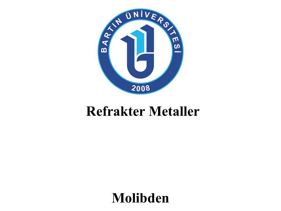 Refrakter Metaller Molibden