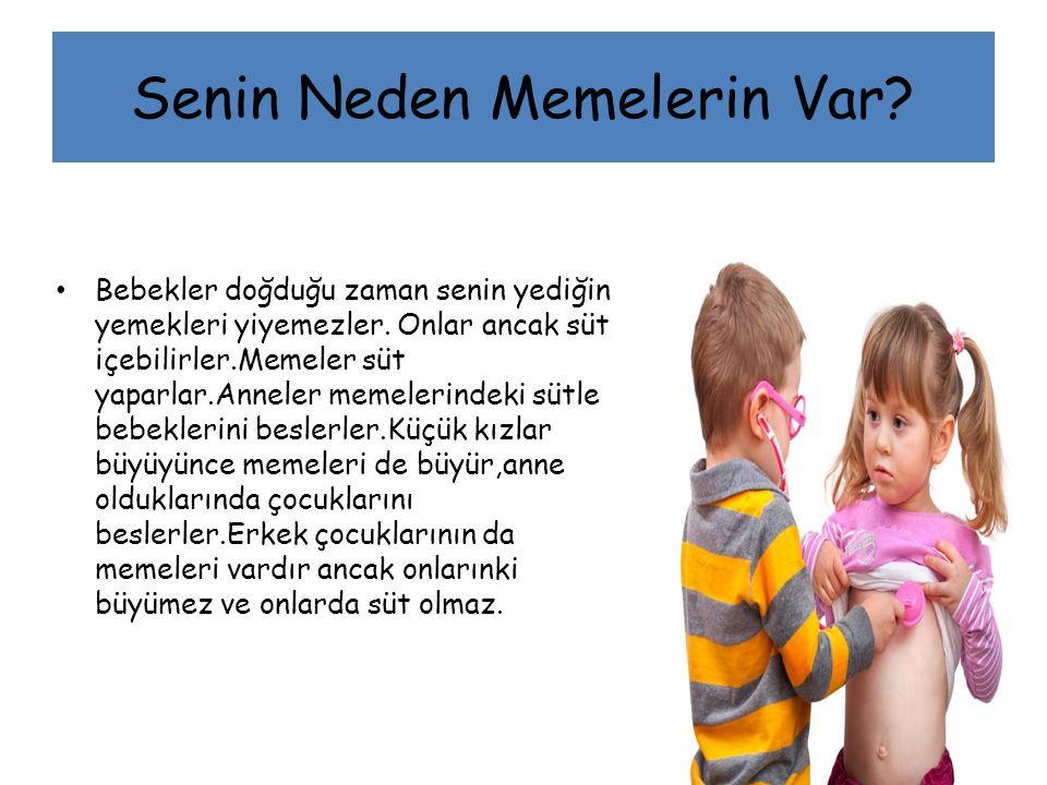 Cinsel Organın Ellenmesi/Mastürbasyon Mastürbasyon çocuğun gelişimi sırasında rastlanan doğal bir davranıştır ve zararlı değildir.