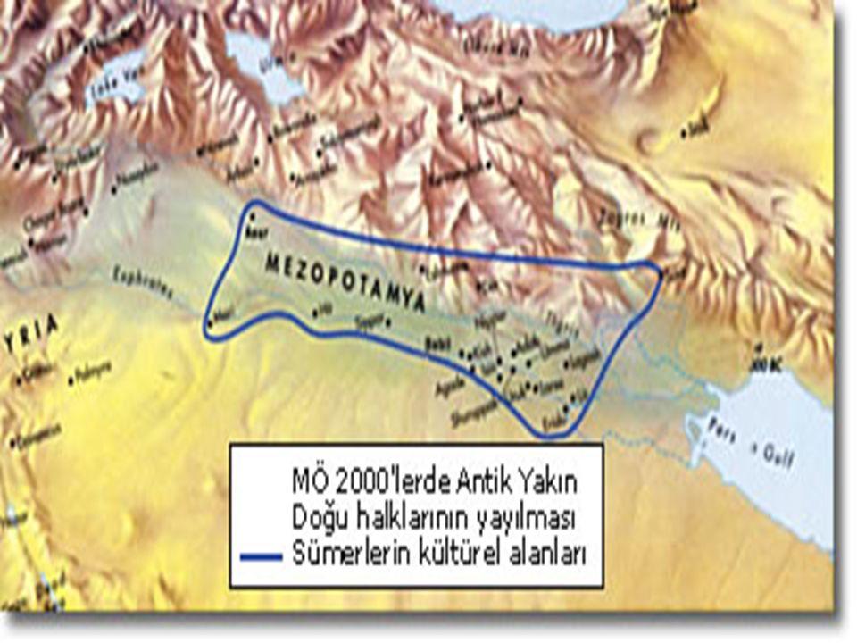 Sümerler ilerleyen tarihlerde, Akad toplumu tarafından yenilgiye uğratılarak kontrol altına alınmışlardır.