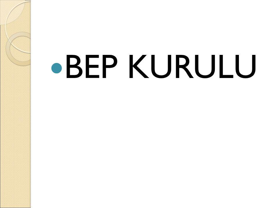 BEP KURULU