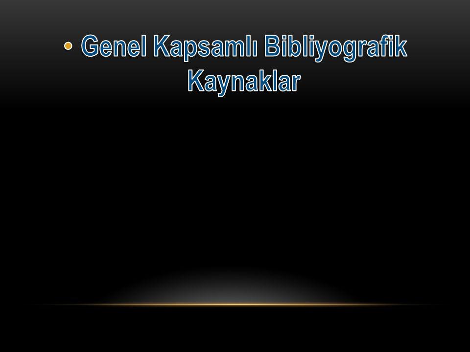 BİBLİYOGRAFYA (Bibliography) Tanım: Kitapları, özellikle fiziksel özellikleri ve içeriklerine göre niteleme sanatı; kitapların fiziksel nesneler ve kitap üretim tarihi açısından ele alınması  Kaynak Harrod's Librarians' Glossary and Reference Book.Compiled by Ray Prytherch 9th edition Gower