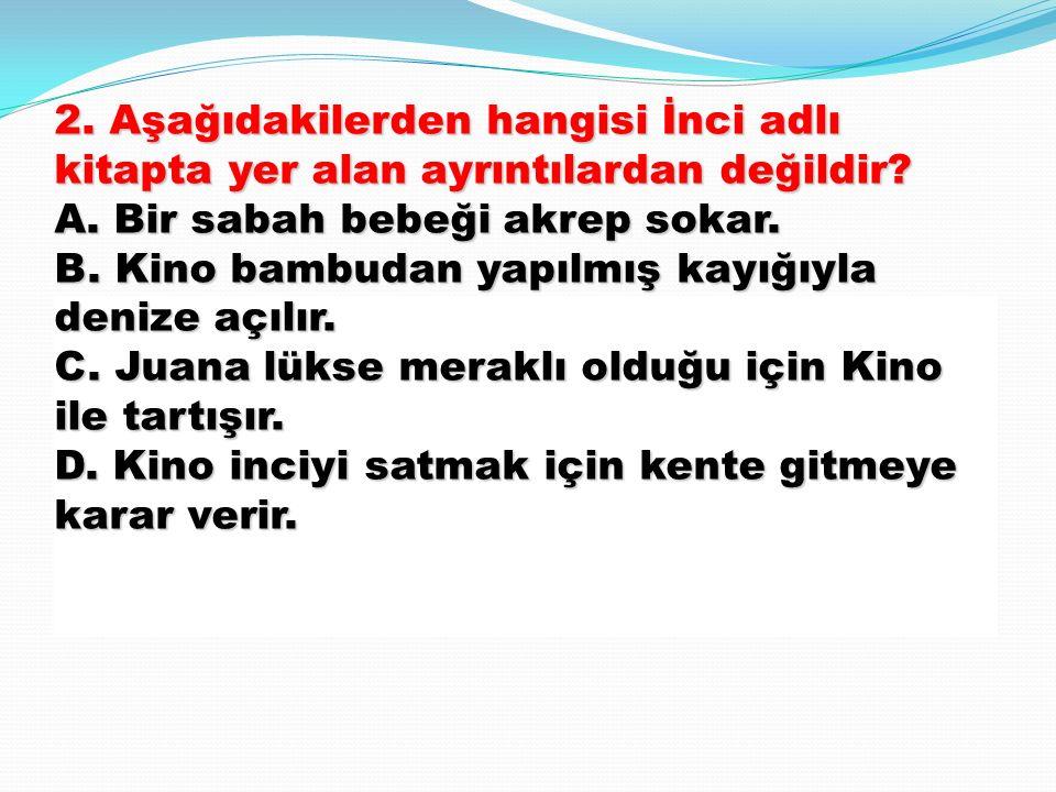 46)Şerife Hanım'ın İstanbul'a yerleşmesinin nedenlerinden değildir.