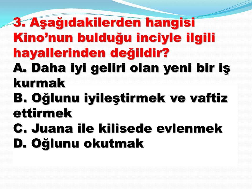 42.Okul müdiresi Hüseyin'in Osmancık olabileceği ihtimalini ne zaman anlamıştır.
