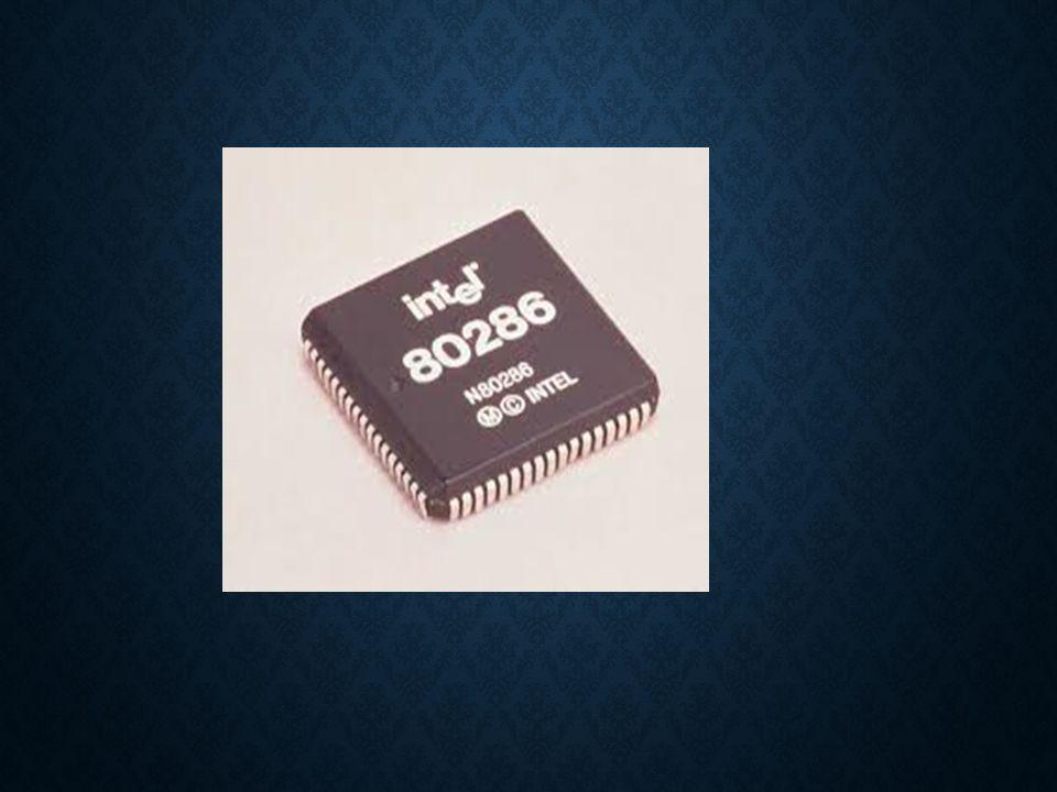 80386DX VE 80386SX Intel'in bir ku ş ak sonraki i ş lemcisi olan 80386 i ş lemcisi PC dünyasına büyük de ğ i ş iklikler getirdi.