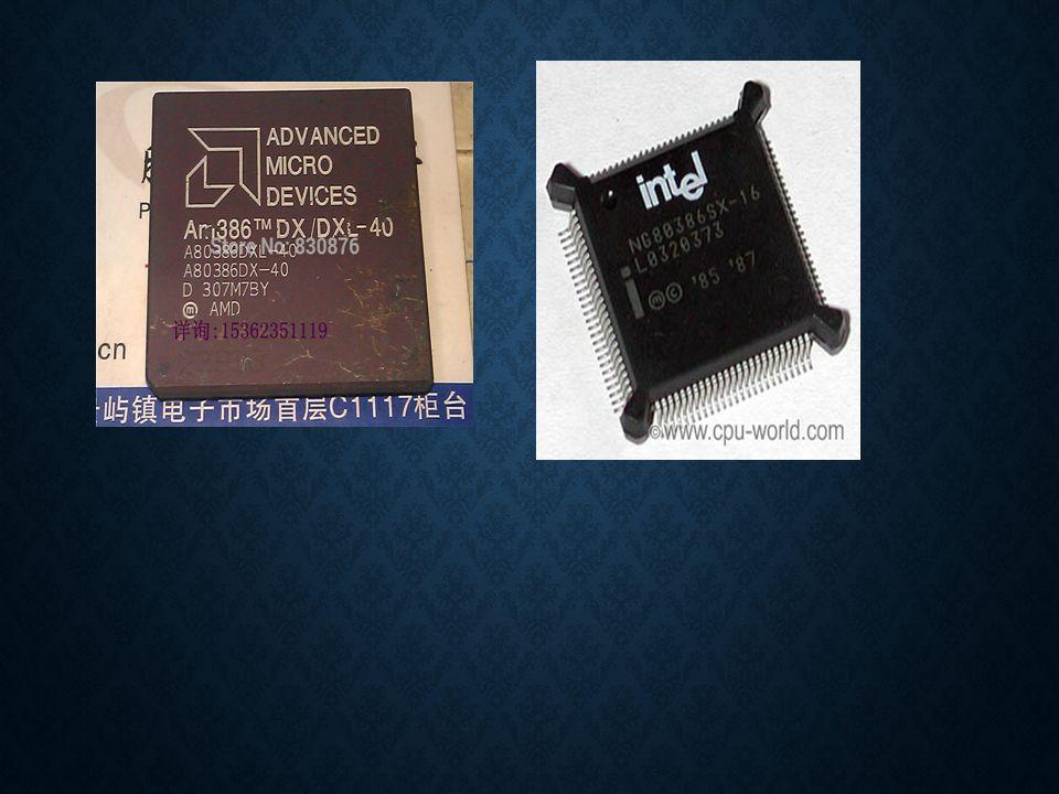 80486 Intel Nisan 1989 yılında i486 i ş lemciyi piyasaya sürdü.