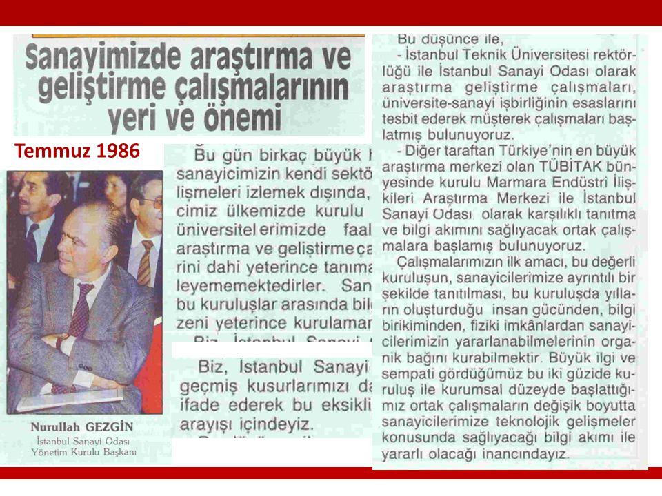 Temmuz 1986