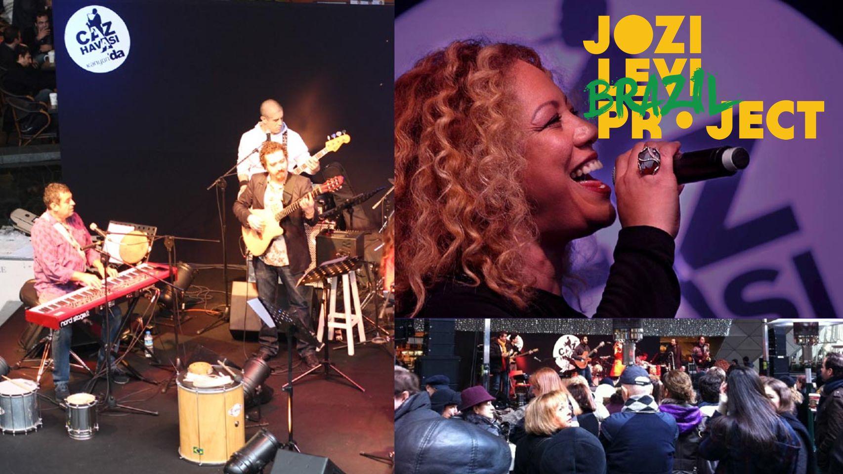 Sahne show'larında yer almak üzere, Brezilya müziklerinden oluşan bir repertuar geliştiren bu grup, ilk konserini Ghetto'da sergileyerek, bu projenin lansmanını yapmıştır.