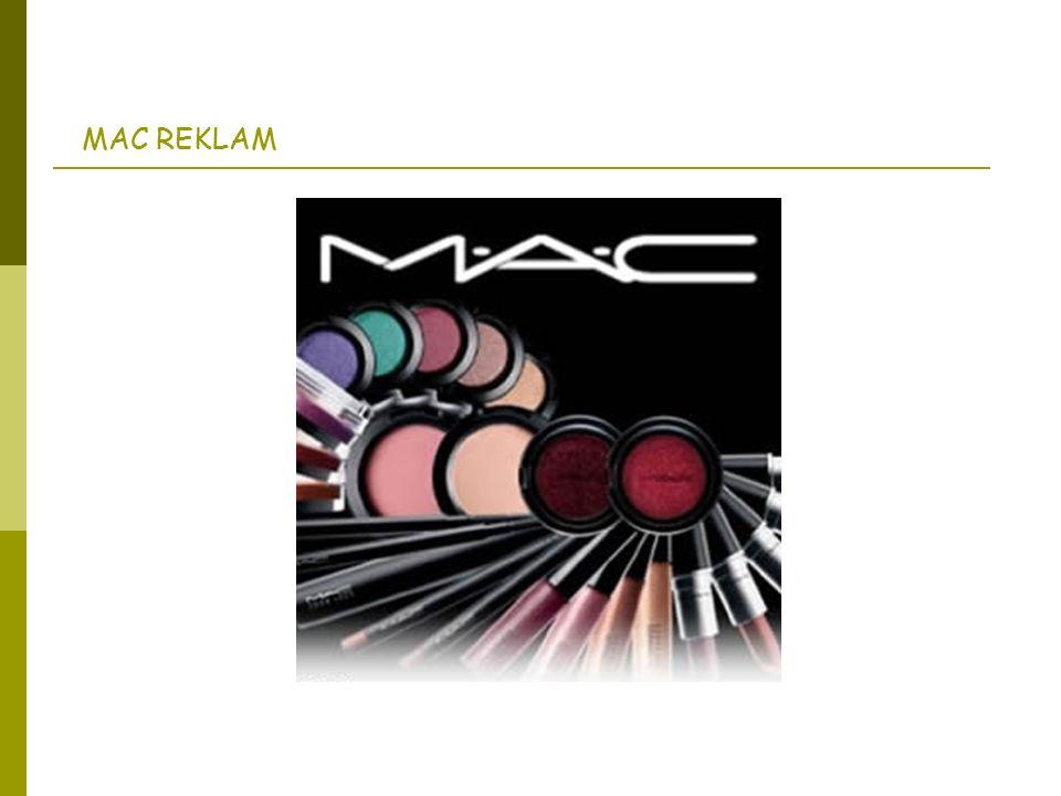 MAC'ın Tercih Edilen Ürünleri  RUJLARI