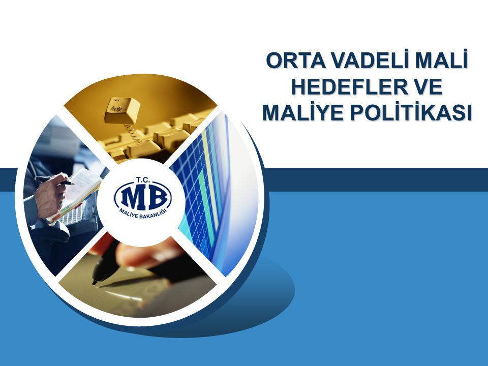 31 ORTA VADELİ MALİ HEDEFLER VE MALİYE POLİTİKASI