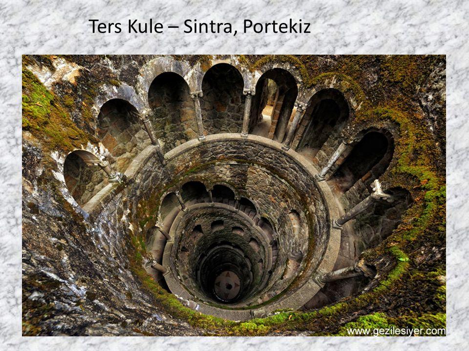 Talip Alaoğlu Ters Kule – Sintra, Portekiz