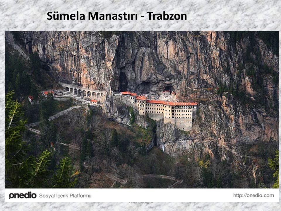 Talip Alaoğlu Sümela Manastırı - Trabzon