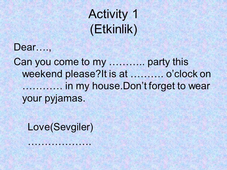 Re Fusing(Reddetme) 1)No, thank you.(Hayır teşekkür ederim.) 2)I'm sorry but I must ……...