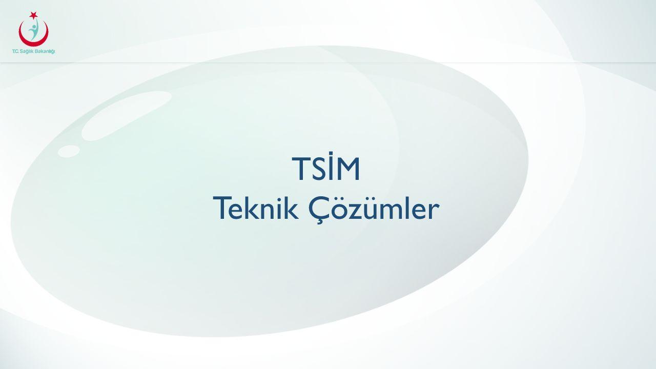 TS İ M Teknik Çözümler