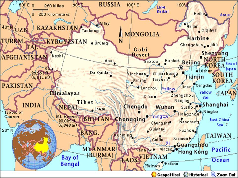TİBET  Tibet'in bağımsızlığı yönünde yapılan konuşmalar çoğunlukla öldürülmeye, tutuklanmaya ve çeşitli cezalandırmalara yol açmıştır  Çin'in Tibet'in statüsü konusundaki fikrine uluslararası alanda pek çok ülke karşı çıkmaktadır  1994 yılında İngiltere yaptığı açıklamada : İngiliz hükümetlerinin Çin'in Tibet'teki özel konumunu tanımakla beraber Tibet'i özerk bir bölge olarak gördüklerini belirtmiştir.