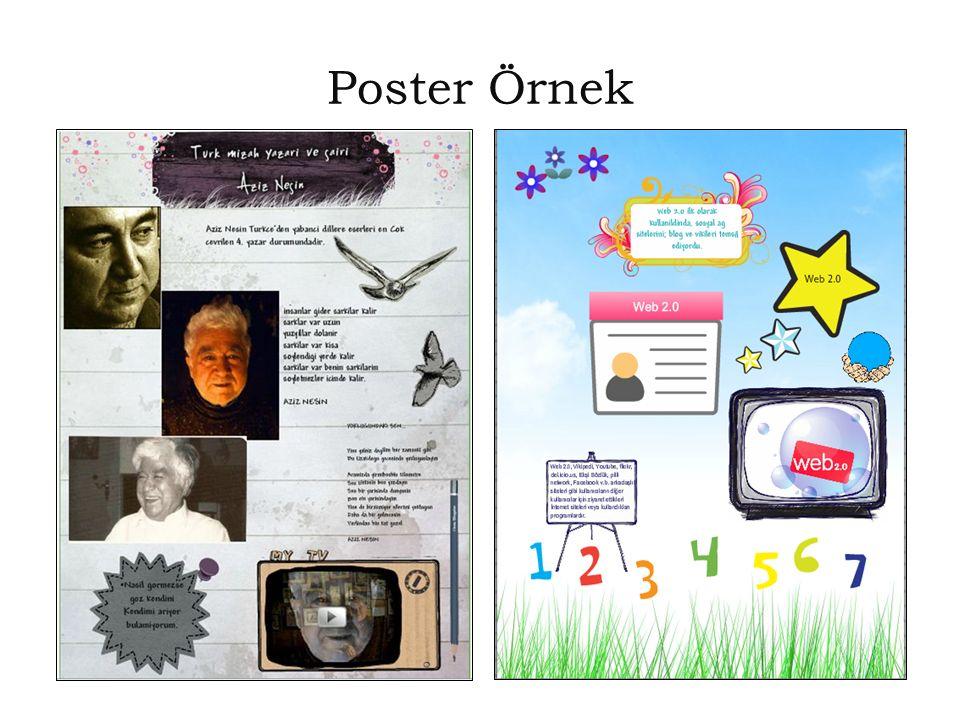 Poster Örnek