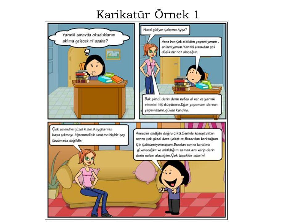 Karikatür Örnek 1