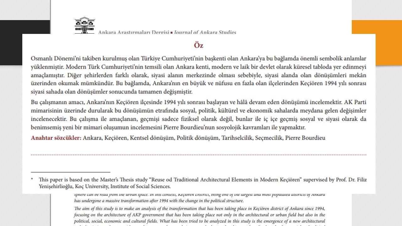 «Avrupa Peyzaj Sözleşmesi» - 2000