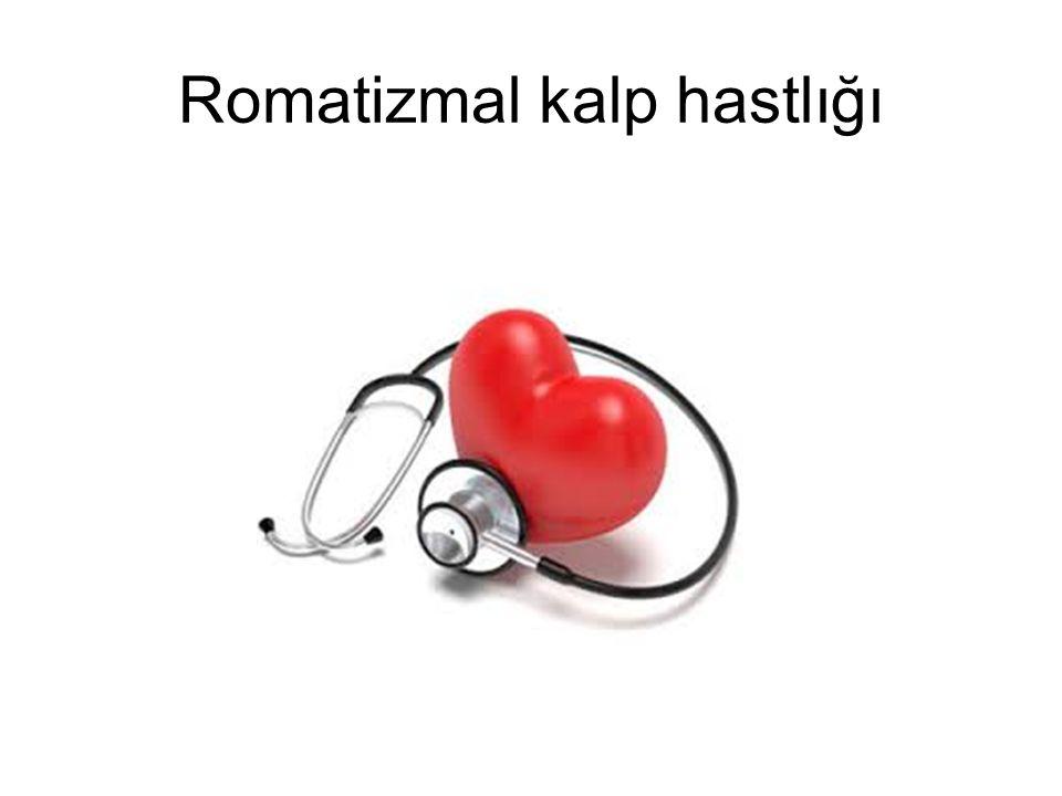 Romatizmal kalp hastlığı