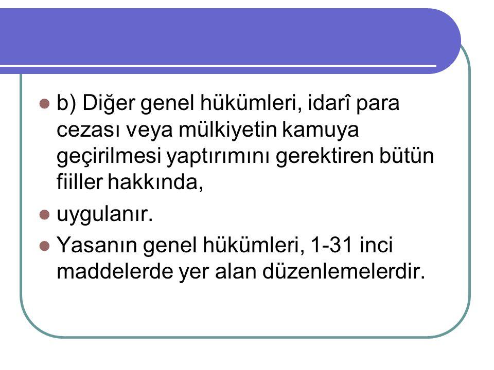 HUKUKA UYGUNLUK NEDENLERİ İLE KUSURLULUĞU ORTADAN KALDIRAN NEDENLER Bu Kanunda aksine hüküm bulunmayan hallerde, Türk Ceza Kanununun hukuka uygunluk nedenleri ile kusurluluğu ortadan kaldıran nedenlere ilişkin hükümleri, kabahatler bakımından da uygulanır.
