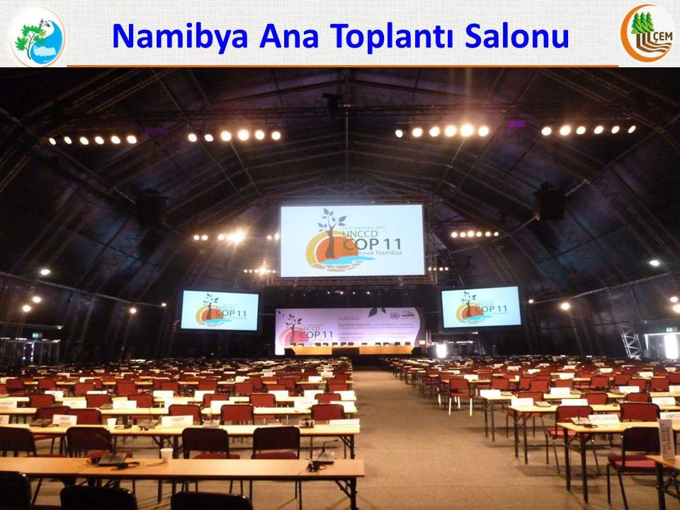 Namibya Ana Toplantı Salonu 25