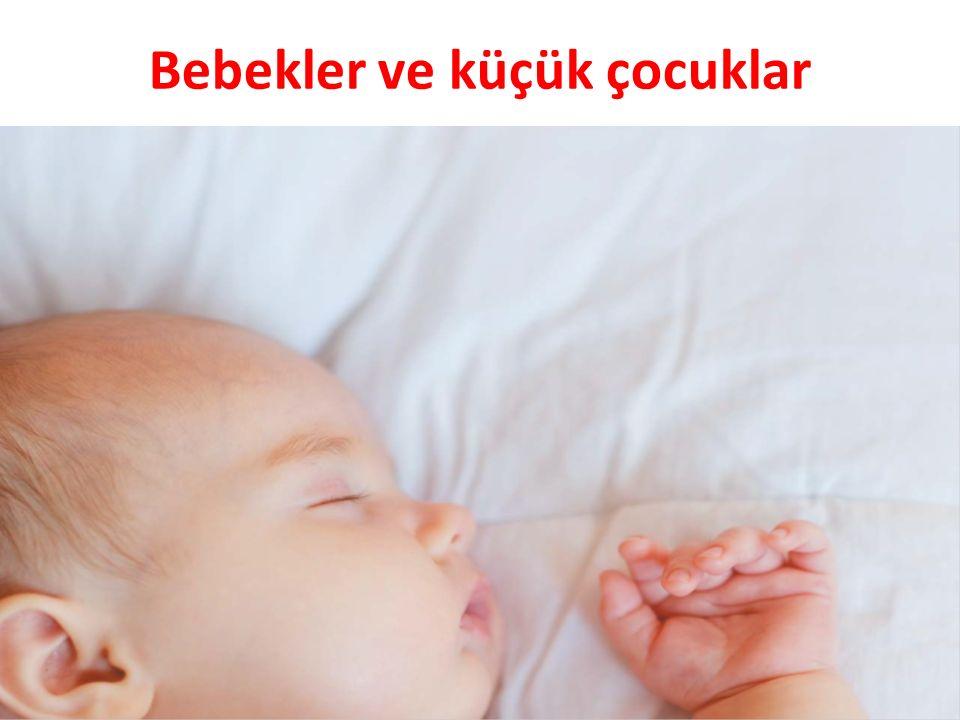  Bebekler tüm gece boyunca uyumazlar.Gece pek çok kez kalkarlar, ağlarlar.