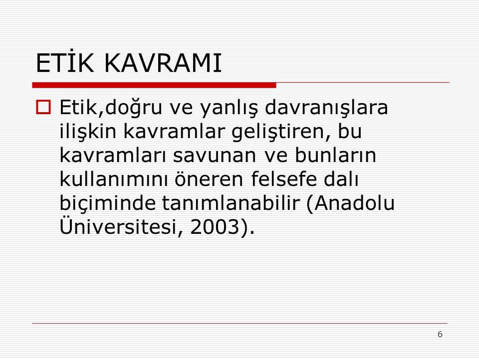 47 KAYNAKÇA  MEB.(2007).