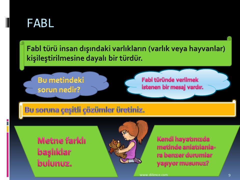 FABL www.dilimce.com 9
