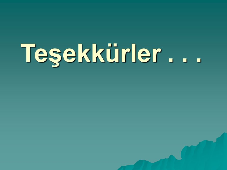 İpek SUADİYE No : 010207052 E-Posta : ipeksuadiye@mynet.com ipeksuadiye@mynet.com Halim Cem KEFELİ No : 020207006 E-Posta : cemkefeli@gmail.com cemkefeli@gmail.com WEB : http://latarub.kou.edu.tr http://latarub.kou.edu.tr Teşekkürler...