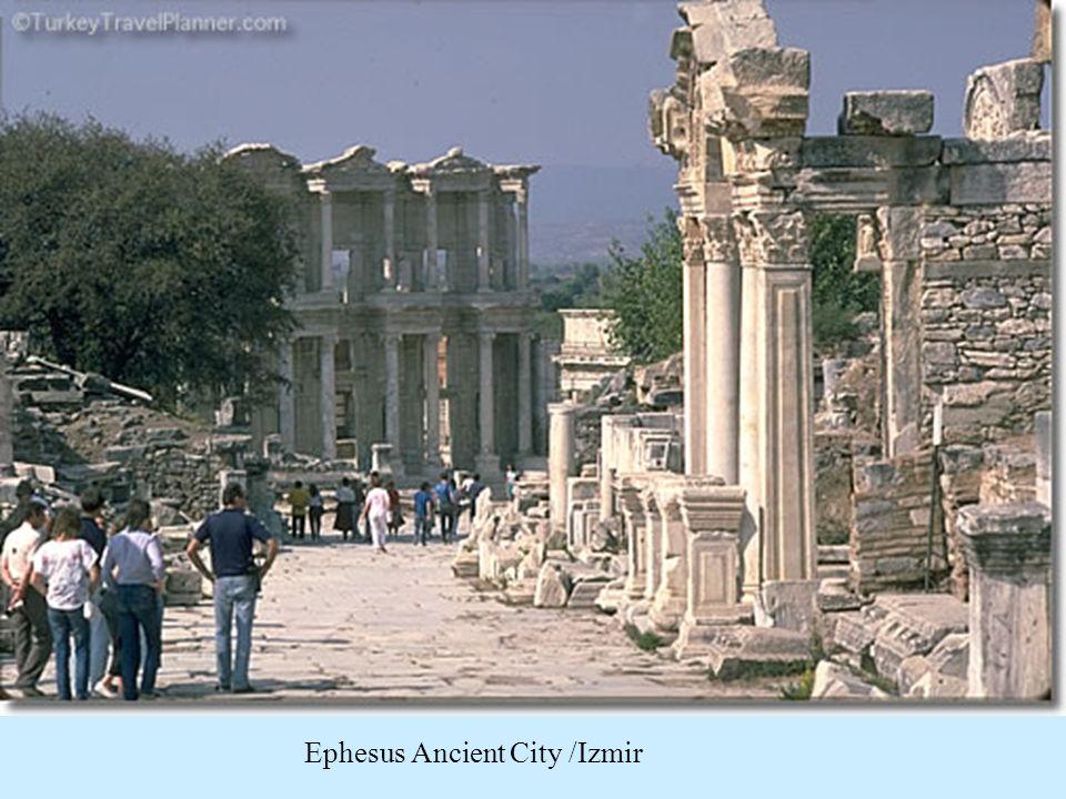 Ephesus Ancient City/ Izmir. http://e-turkey.net/v/izmir_ephesus_efes/