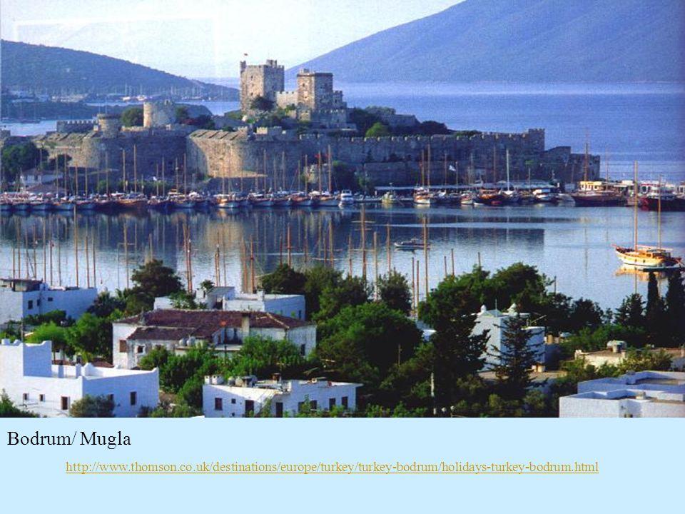 Olu deniz( Dead Sea means no wave)/ Fethiye-Mugla