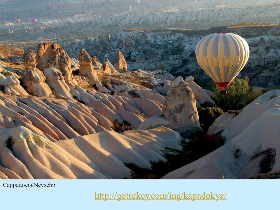 Pamukkale-/ Cotton castle/ Denizli http://www.pamukkale.net/
