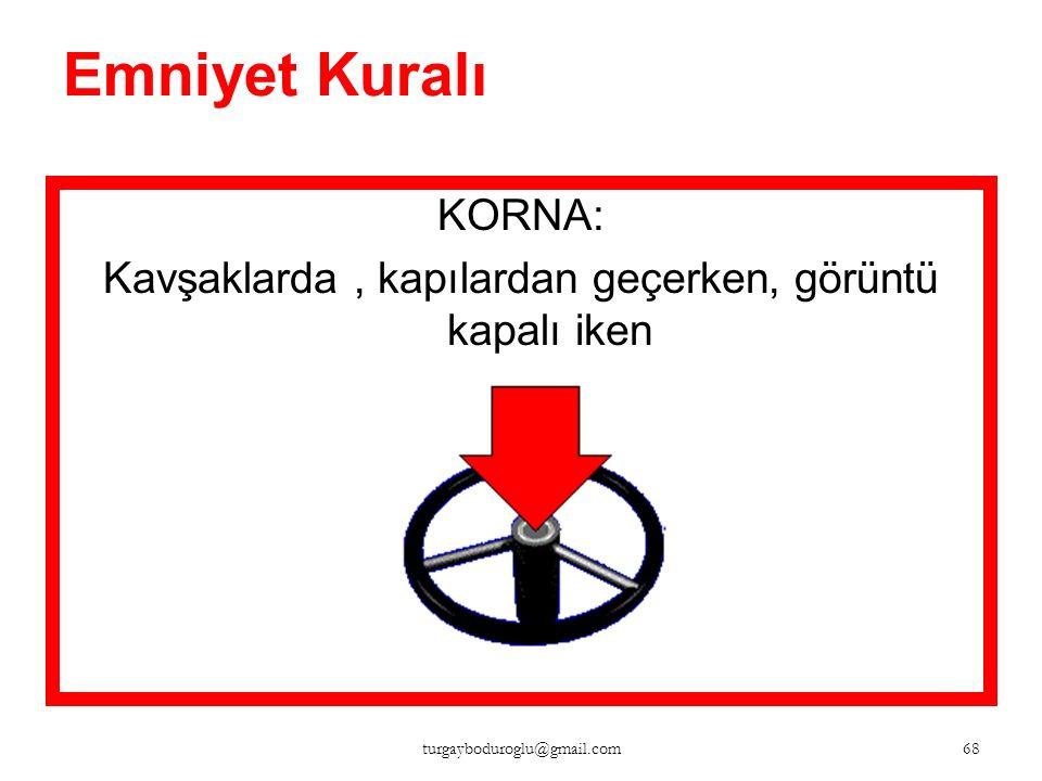 ANAHTAR Makineyi park edince anahtarları anahtarları üzerinde bırakılmamalı 67 turgayboduroglu@gmail.com