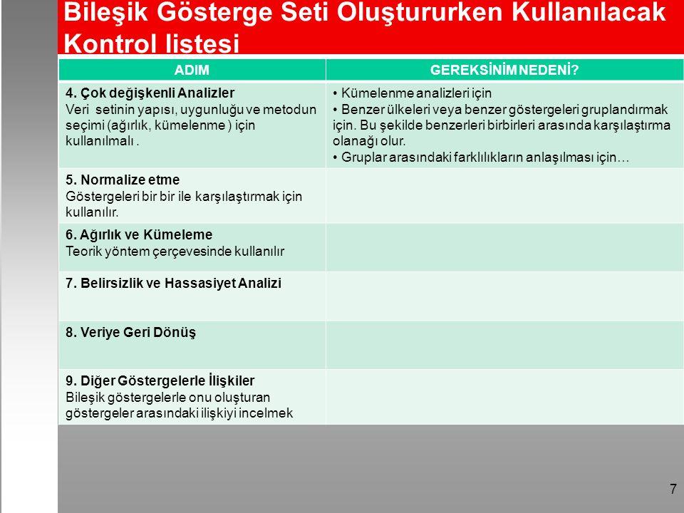 Uzman Görüşlerinin Dengelenmesi (EC) 18 Bu yöntem fikirlerin dengelenmesi genel yönteminin özel bir halidir.