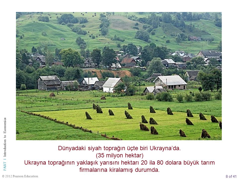 9 of 41 PART I Introduction to Economics © 2012 Pearson Education Bu firmalardan birisi de Çin den.