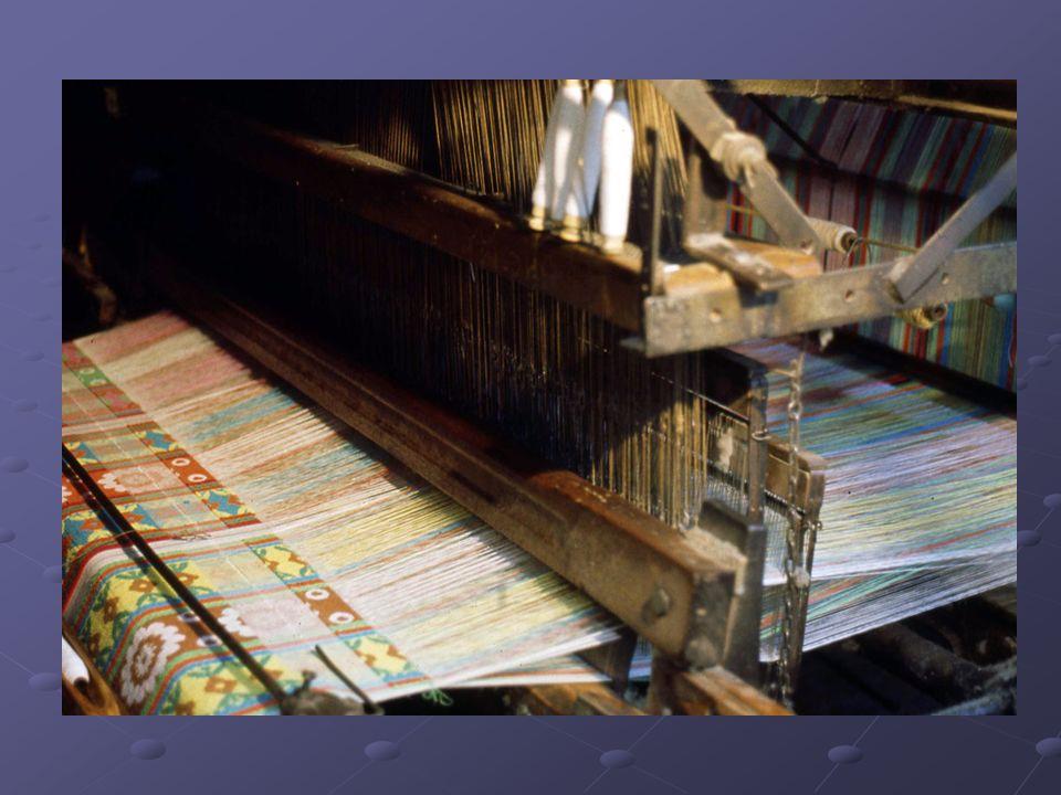 DOKUMA,DERİ VE GİYİM SANAYİ Sanayi kolları içerisinde en yaygın ve gelişmiş olanı dokuma sanayidir.