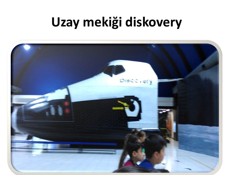 Uzay mekiği diskovery
