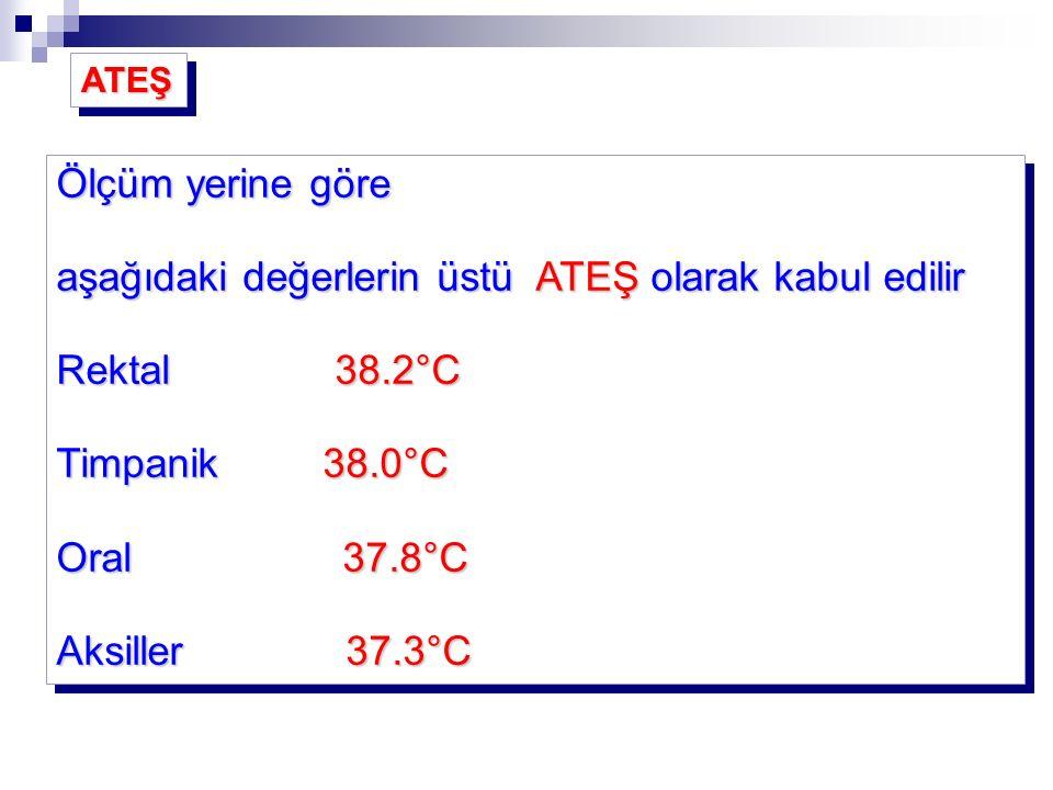 KAYNAKLAR Tintinalli 7. baskı Ege ve Ankara Üniversitesi Çocuk Hastalıkları AD sunumları