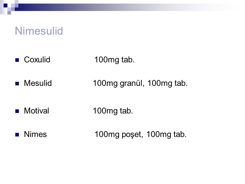 Metamizol (Dipiron) Adepiron 250mg/5ml şurup Baralgine-M 500mg/ml(30damla) Geralgine 250mg/5ml şurup Novalgin 50mg/mlşurup, 500mg/ml(30damla)