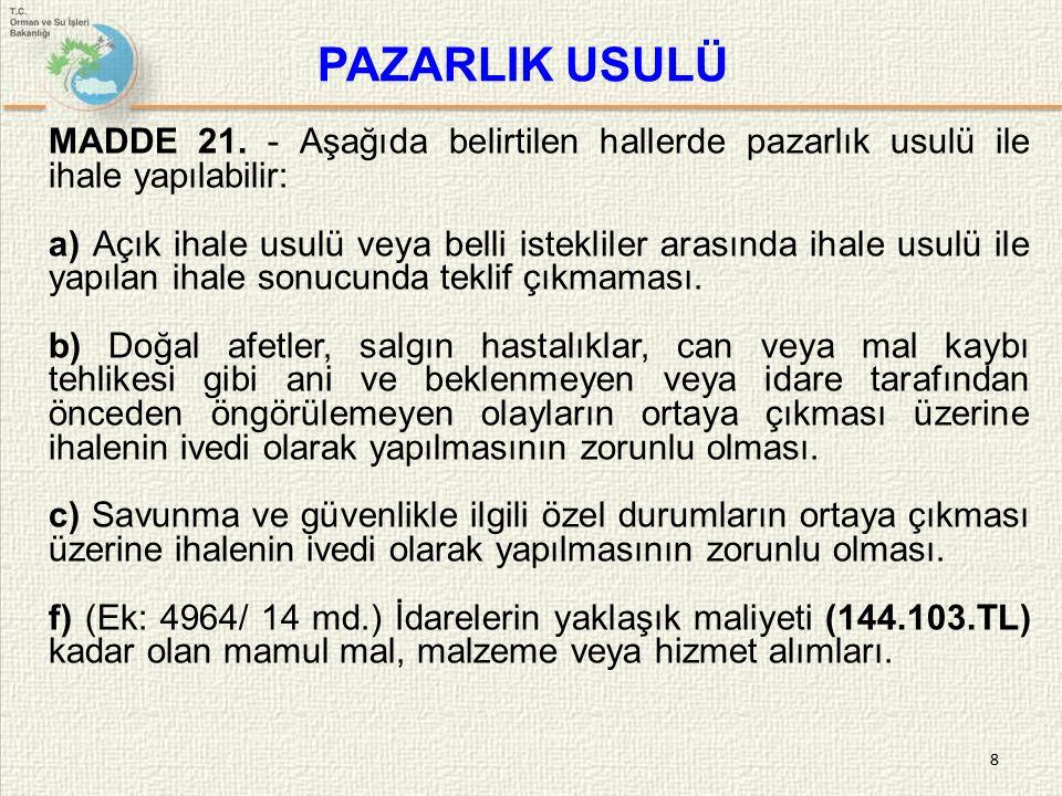 8 MADDE 21.