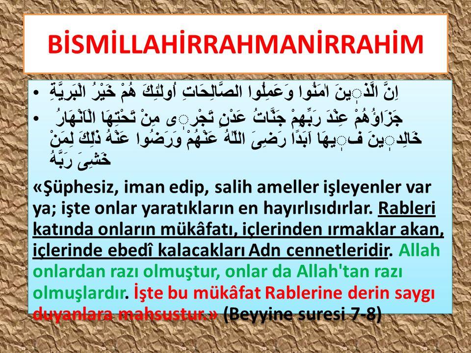 14) Cennet ehli cömert olan kimselerdir.