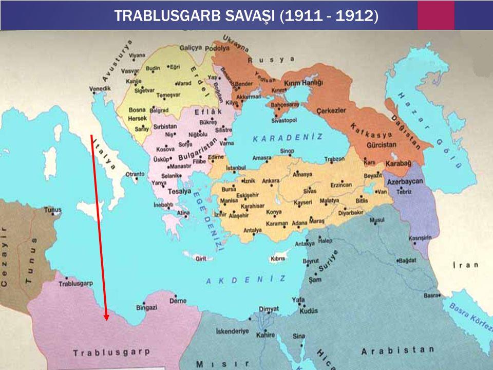 TRABLUSGARB SAVAŞI (1911 - 1912)