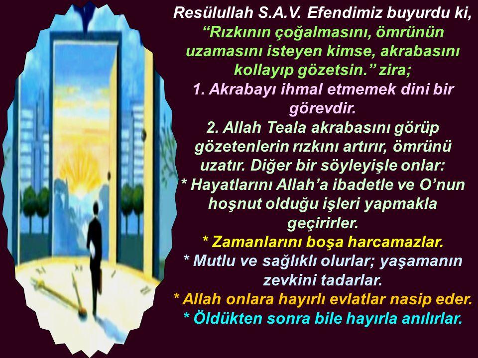 Resülullah S.A.V.