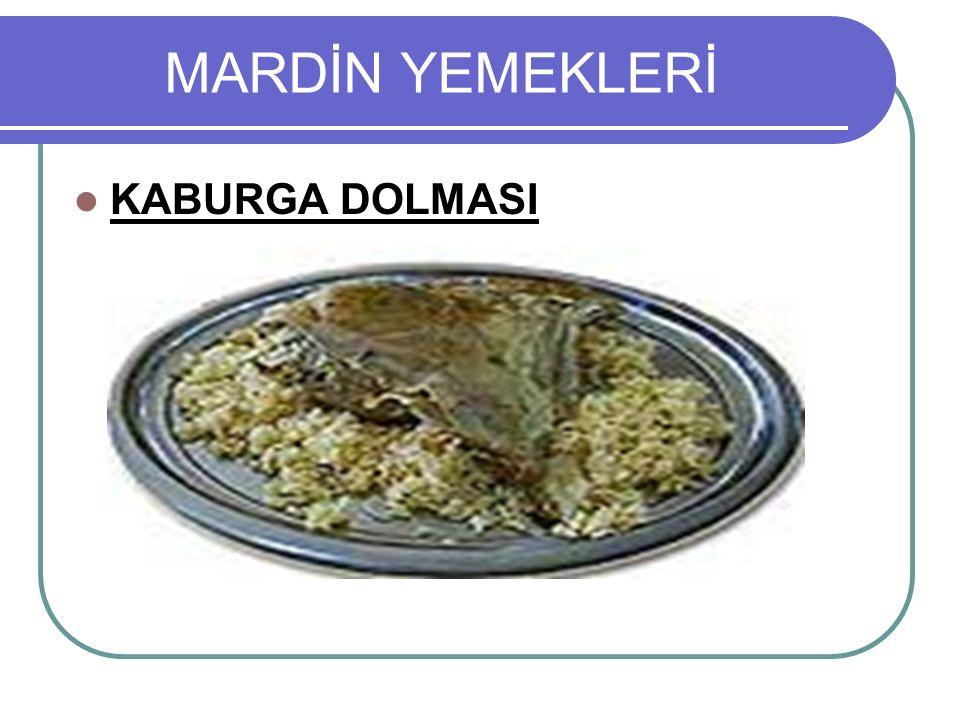 MARDİN KALESİ